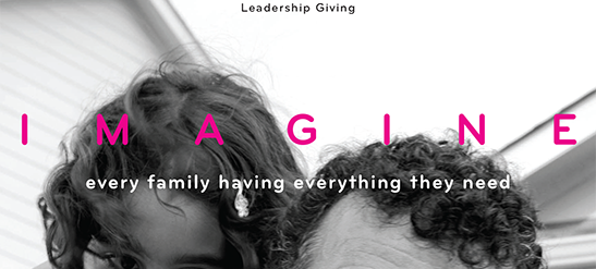 Leadership Giving Cover