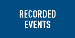 Recorded Events